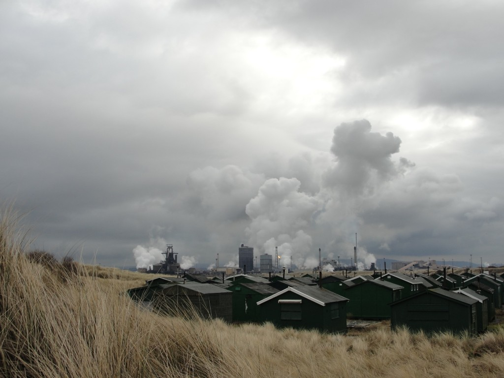South Gare, Redcar, a site of ongoing research
